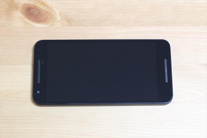 Nexus 5Xのモノラルスピーカー