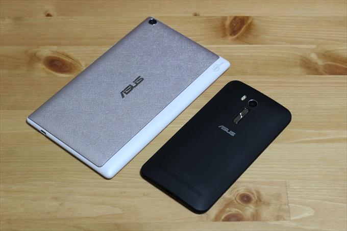 ASUS ZenPad 7.0とZenFone Go