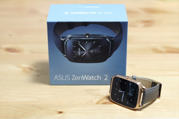 ASUS ZenWatch2 WI501Q