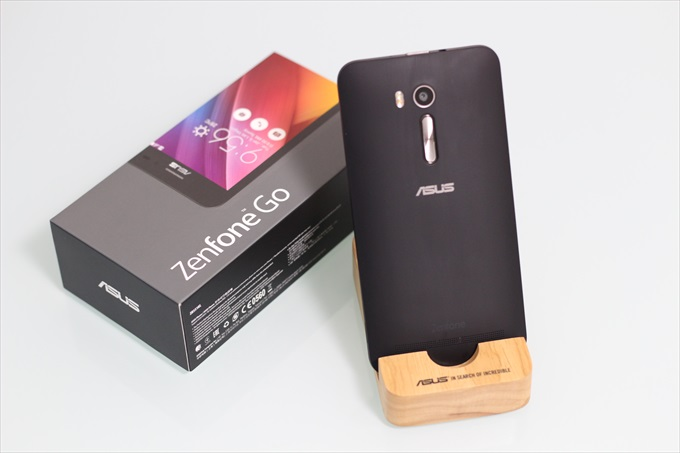 ASUSのシリーズ最安スマートフォン ZenFone Go