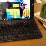 Windows10にアップグレードしたASUS TransBook Chi T90