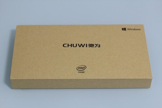 Chuwi Hi8 Proのパッケージ