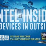 GEARBESTのIntel製品キャンペーンページ