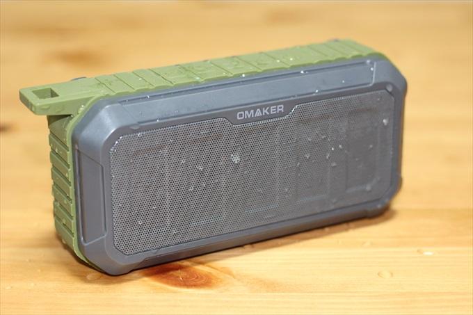 Omaker社のBluetooth対応スピーカー