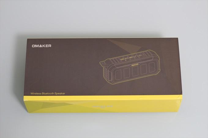 Omaker M5のパッケージ