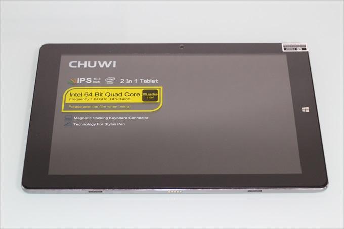 新品のChuwi Vi10 Plus(表面)