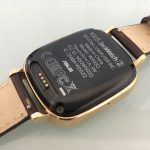 ASUS ZenWatch 2の充電端子