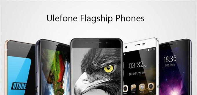 GearBestでセール中のUlefoneのスマートフォン