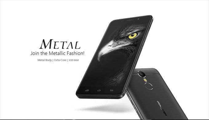 中華スマホUlefone Metal