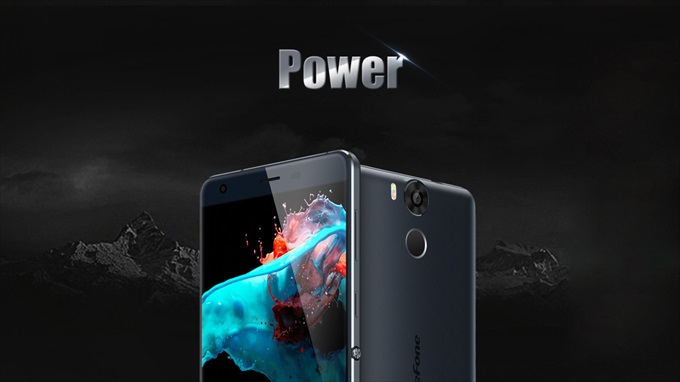 中華スマホUlefone Power