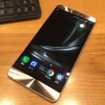 5.7インチ版のZenFone 3 Deluxe ZS570KL