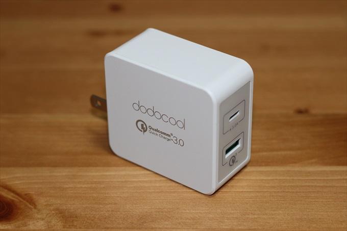 dodocoolのUSB充電器