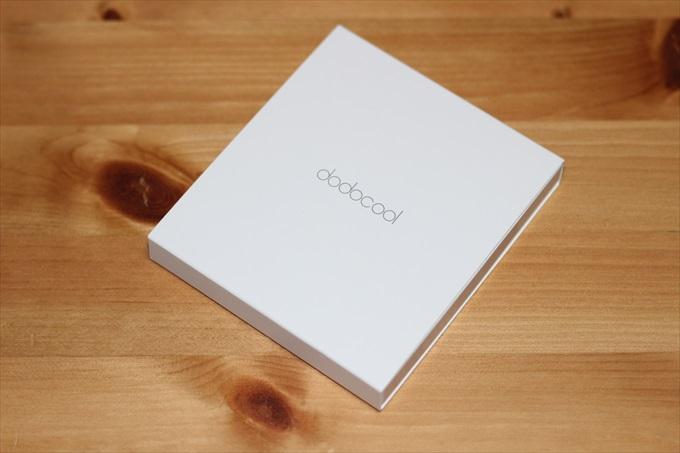dodocool 3in1 変換ケーブルのパッケージ