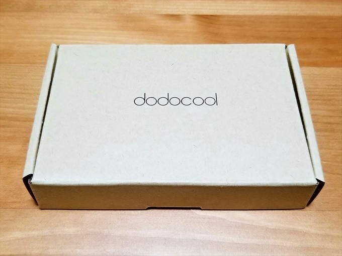 dodocool 7in1 USB Type-Cハブの内箱