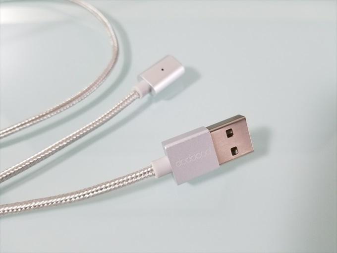 dodocoolのMicro USB磁力ケーブル