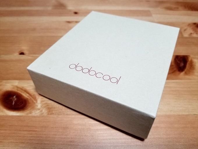 dodocool製USB充電器のパッケージ