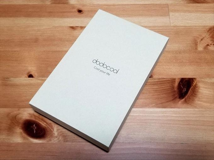 dodocool DP12のパッケージ