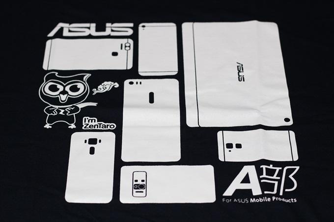 A部Tシャツコンテストで選ばれたデザイン